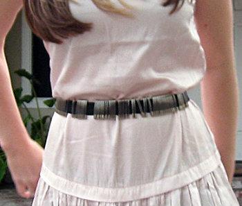 Taille ceinture haute femme