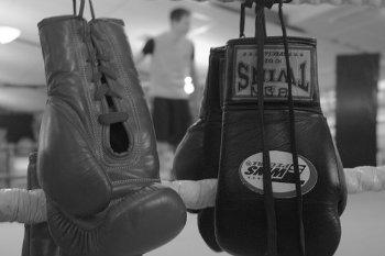 Taille gants de boxe