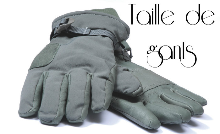 Choisir sa taille de gants